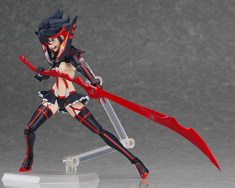 kill la kill figma action figure ryuko matoi  cm animegami store