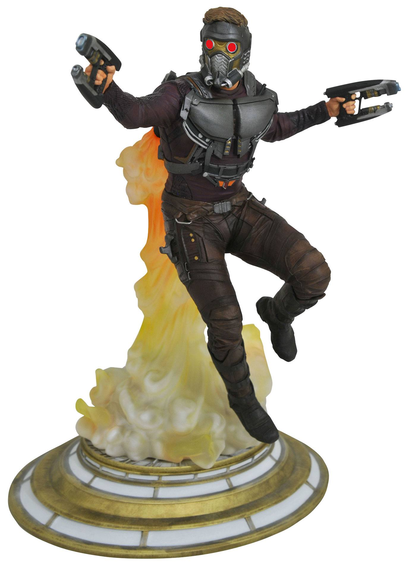Guardians of the Galaxy Vol. 2 Marvel Gallery PVC Statue Star-Lord 25 cm - Animegami Store