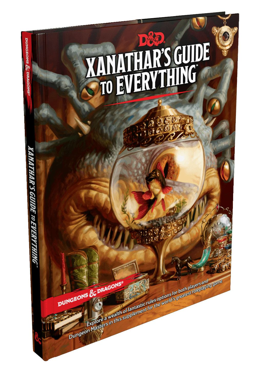Dungeons & Dragons RPG Xanathar's Guide To Everything