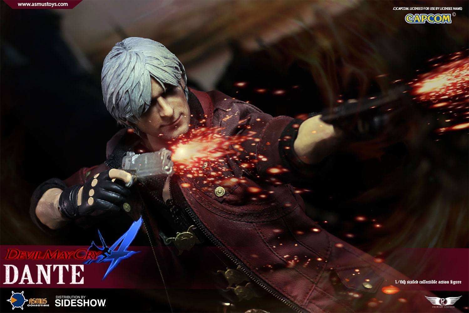 Devil May Cry 4 Action Figure 1/6 Dante 30 Cm