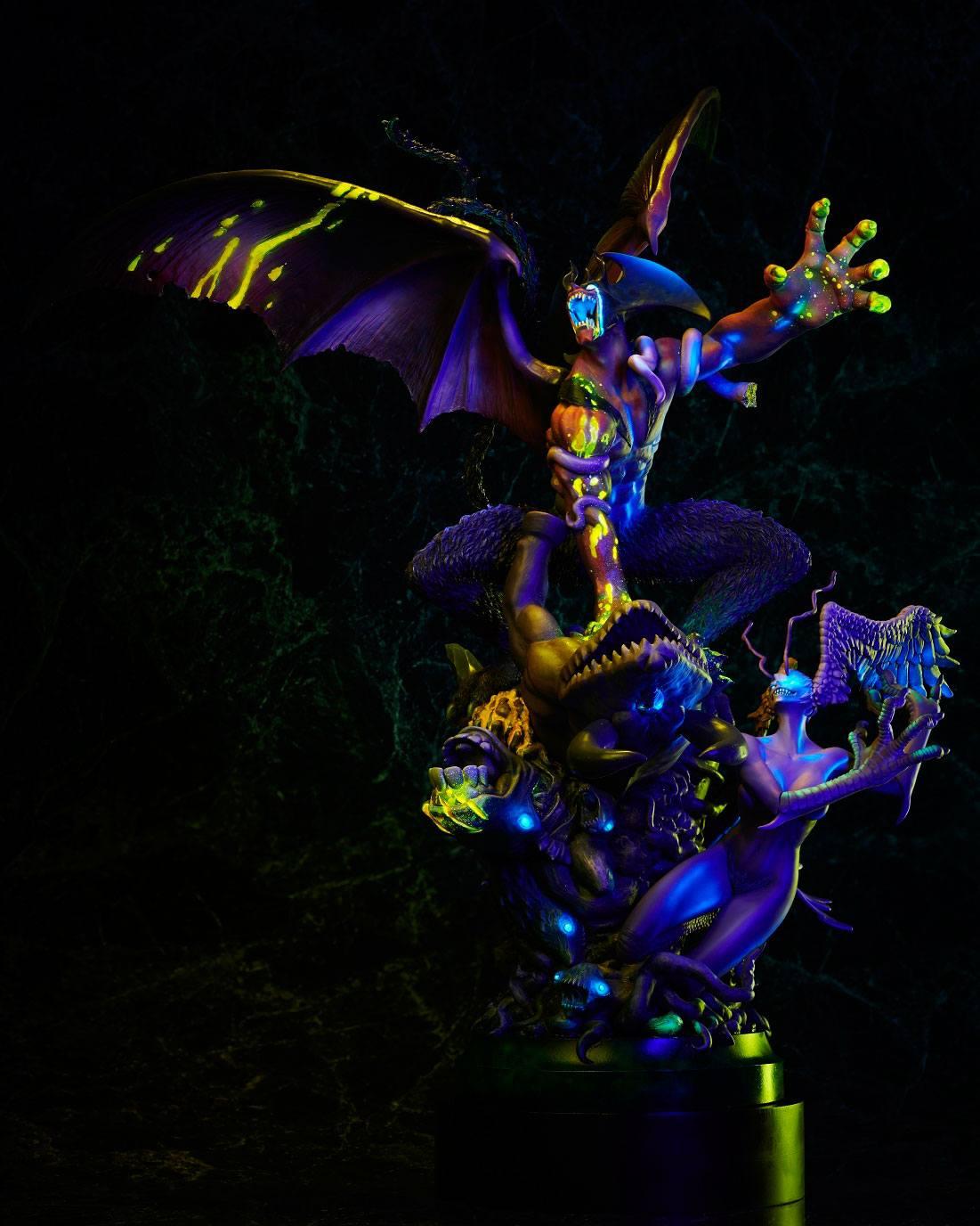 Devilman Crybaby Statue Devilman Teaser Color Ver. 70 Cm