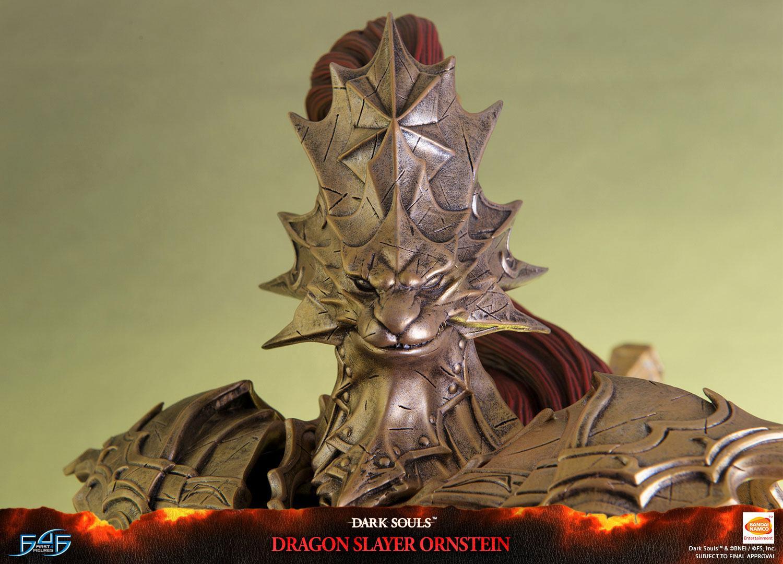 Dark Souls Statue Dragon Slayer Ornstein 67 cm - Animegami Store