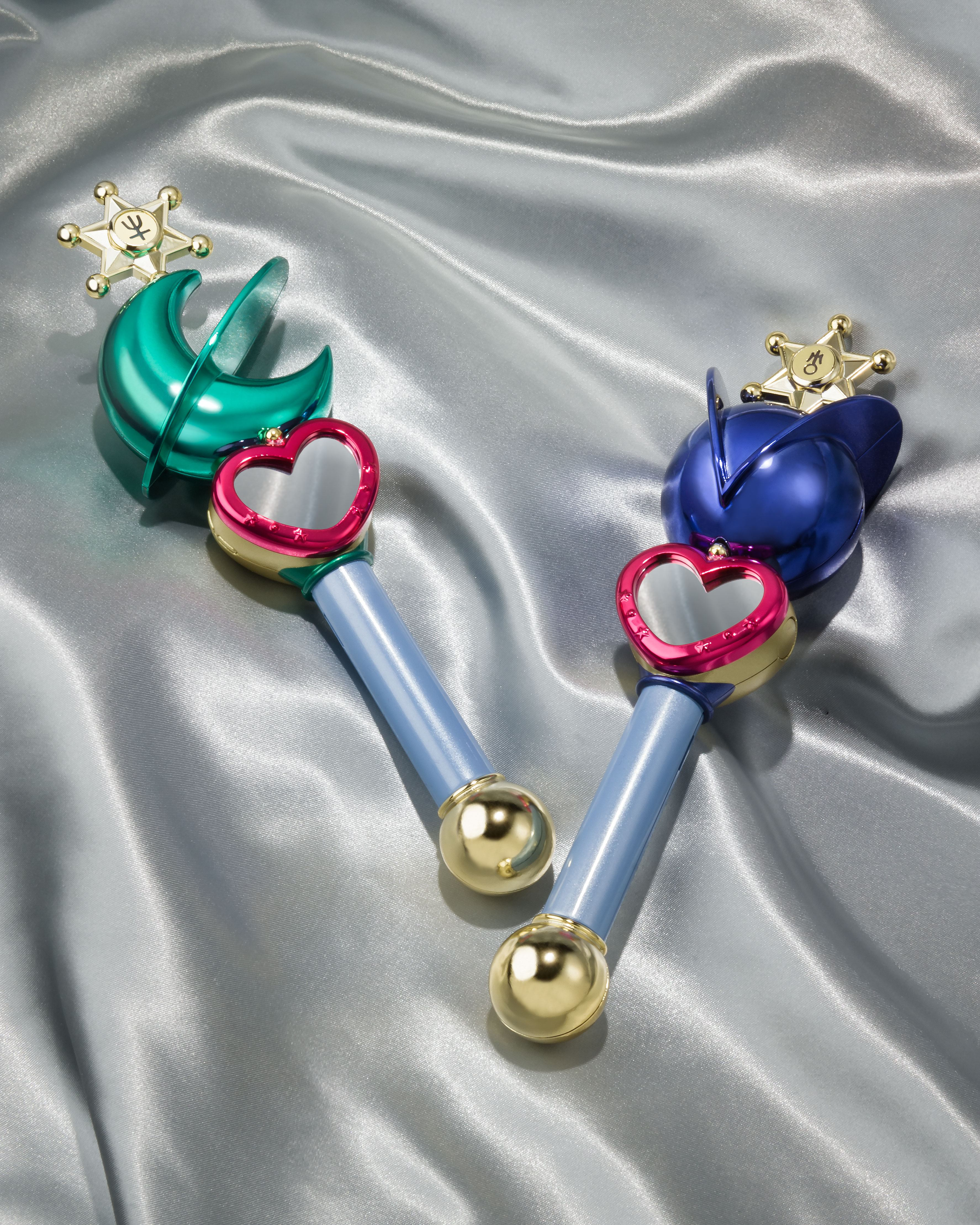 "Tamashii Nations Proplica Transformation Lip Rod Sailor Neptune /""Sailor Moon"