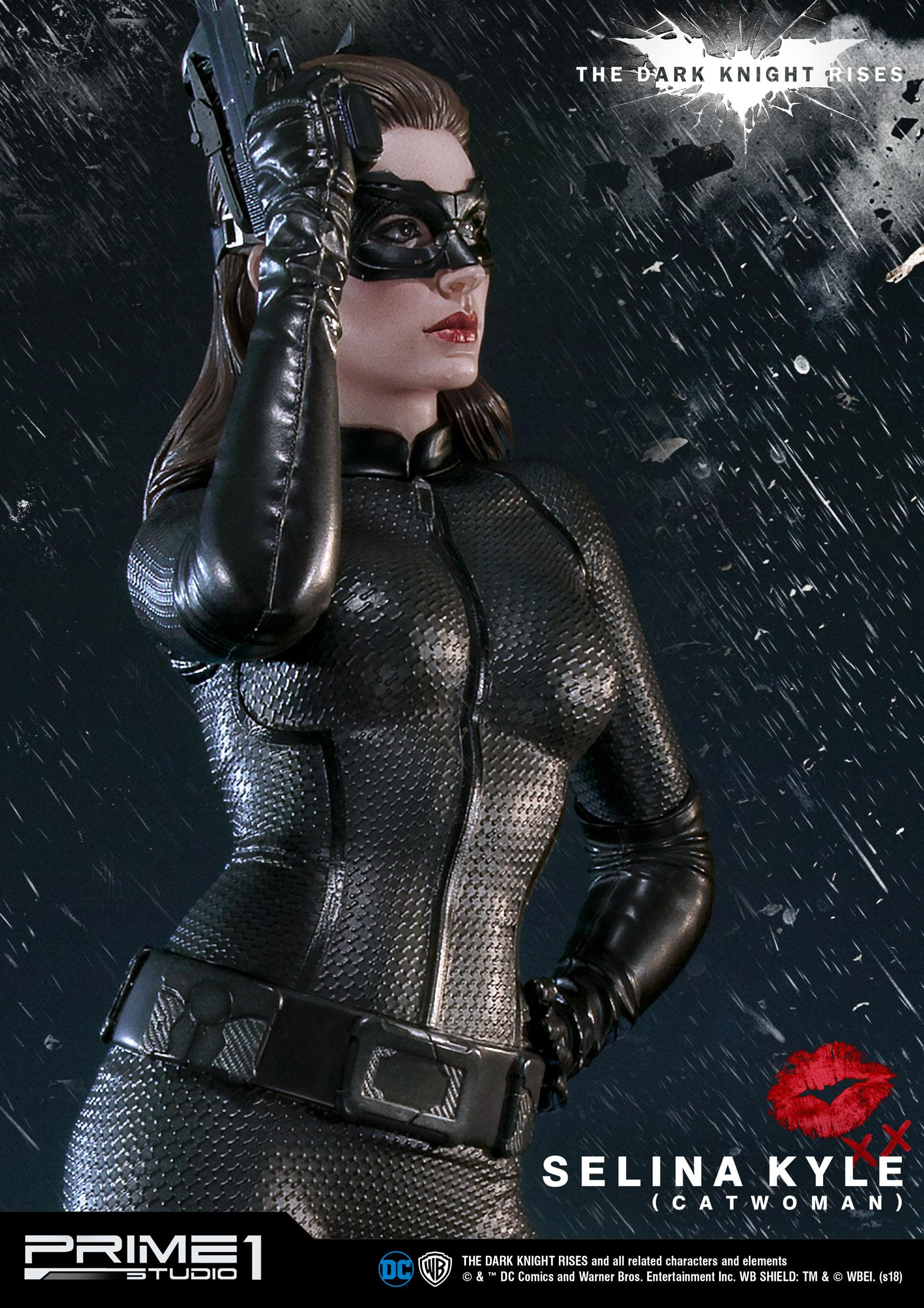 The Dark Knight Rises Statue 13 Catwoman Selina Kyle 80 Cm