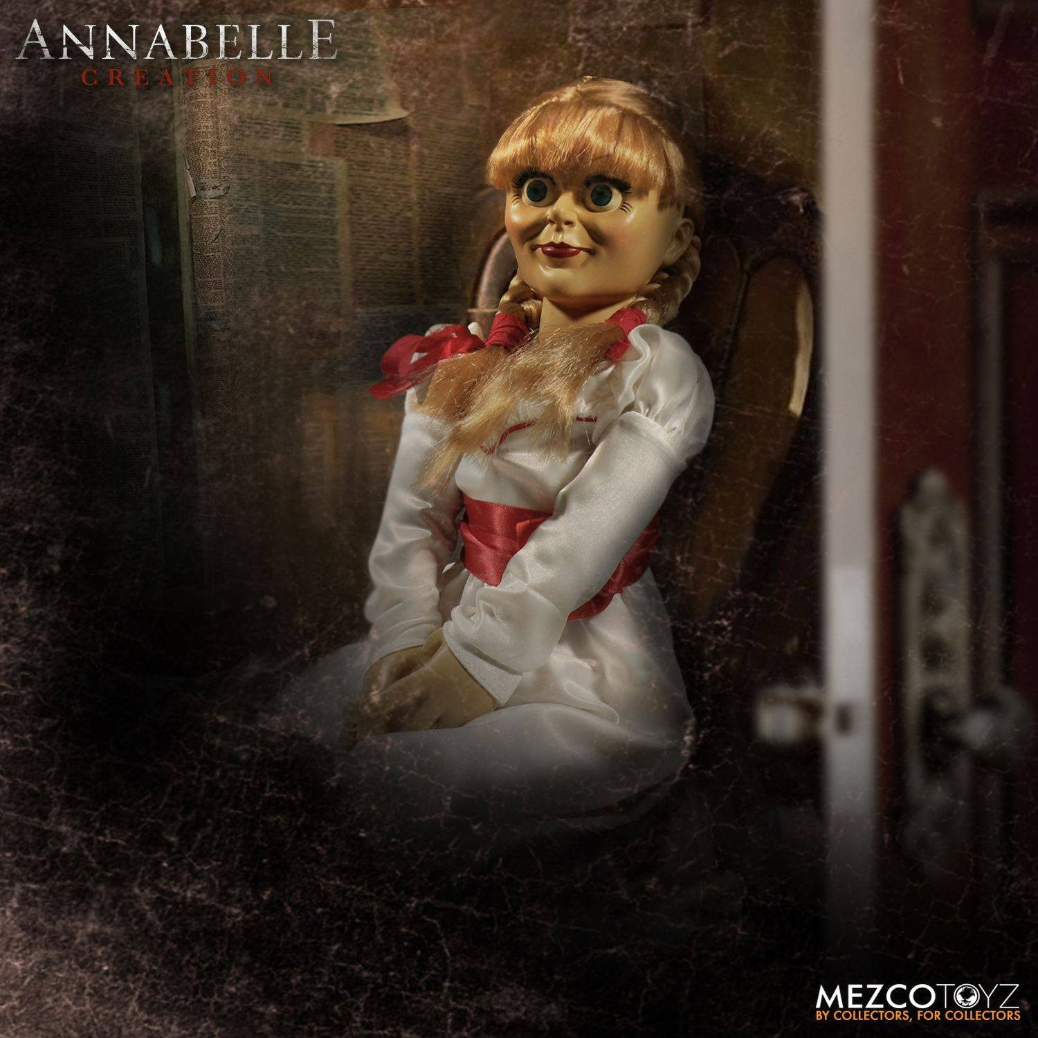 Annabelle Creation Scaled Prop Replica Annabelle Doll 46 cm - Animegami  Store