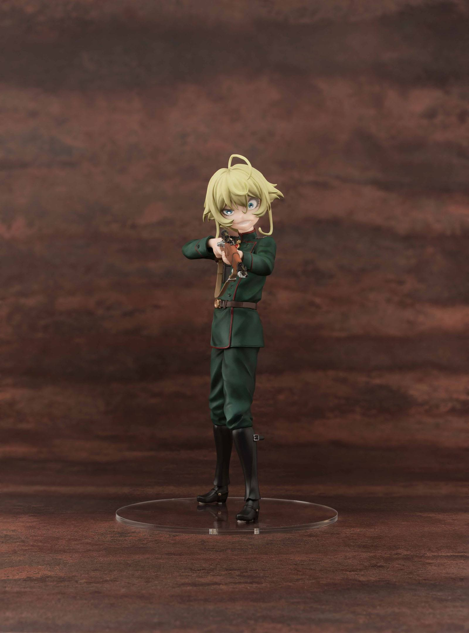 Saga of Tanya the Evil PVC Statue Tanya Degurechaff 24 cm - Animegami Store