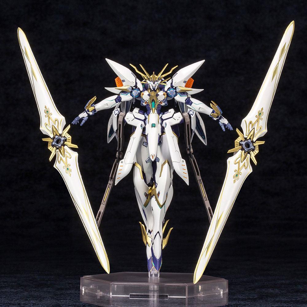 Xenoblade Chronicles 2 Plastic Model Kit Siren 30 cm - Animegami Store