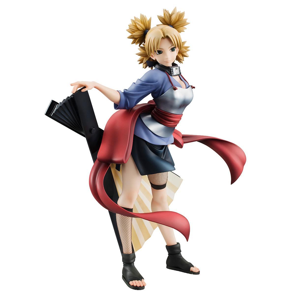 Naruto Gals PVC Statue Temari 20 cm - Animegami Store