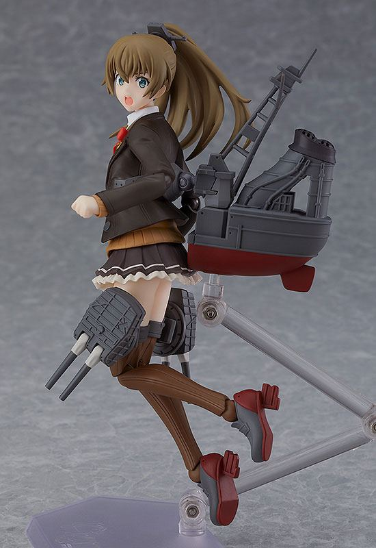 Kantai Collection Figma Action Figure Kumano Kai-II 14 cm Max Factory Figures