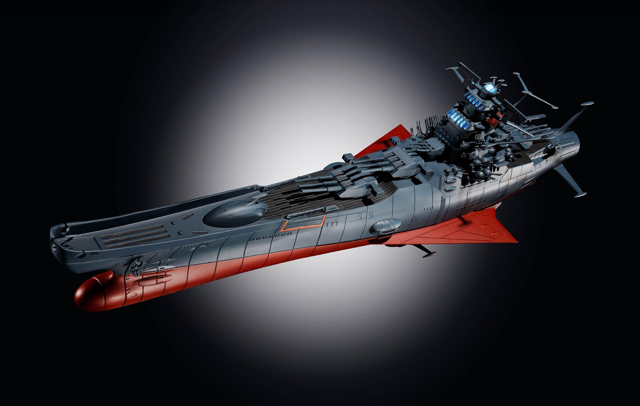 Space Battleship Yamato 2202 Soul of Chogokin Diecast ...