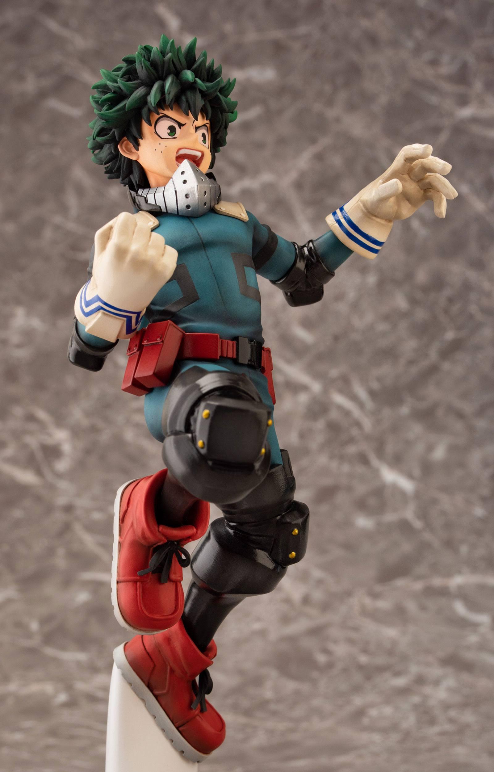 My Hero Academia PVC Statue 1/8 Izuku Midoriya 22 cm - Animegami Store