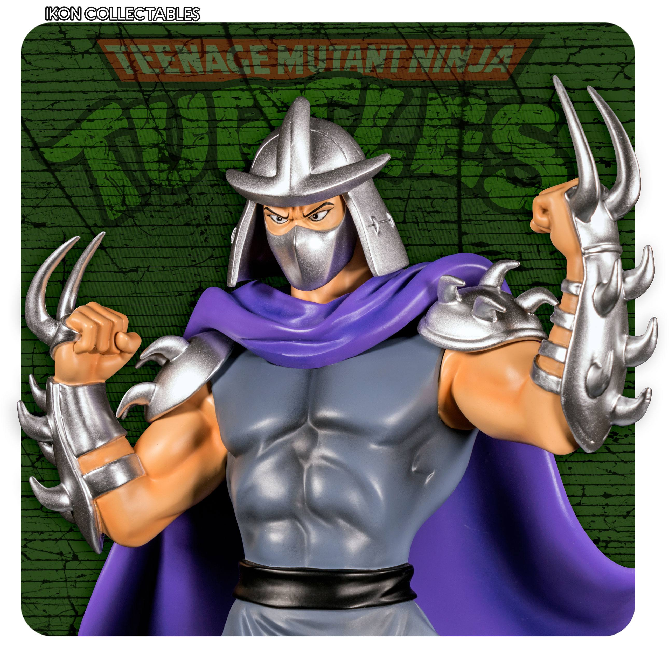 Teenage Mutant Ninja Turtles Statue Shredder 34 cm ...