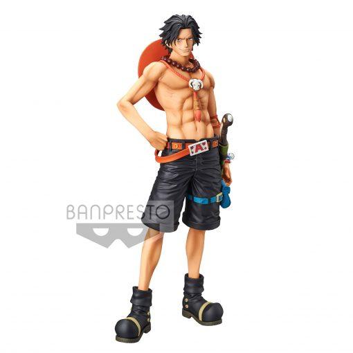 One Piece Grandista Resolution Of Soldiers PVC Statue