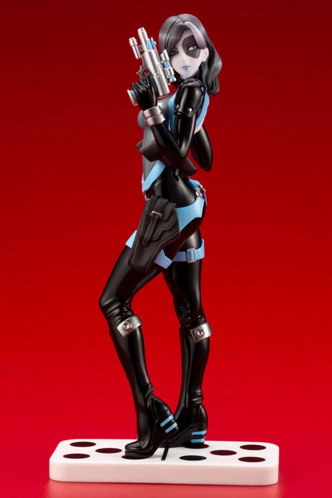 Marvel Bishoujo PVC Statue 1//7 Domino 22 cm Kotobukiya