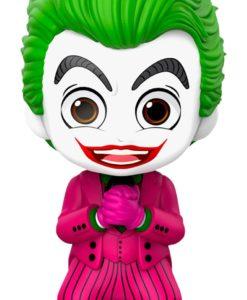 Batmans 1966 Cosbaby Mini Figure Joker 11 cm
