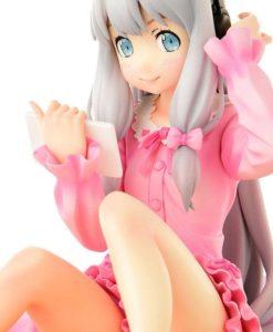 Eromanga Sensei PVC Statue 1/6 Sagiri Izumi Smile with my Eyes Imouto To Akazu No Ma Frontispiece