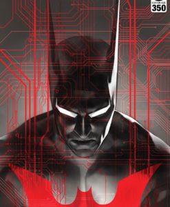 DC Comics Art Print Batman Beyond 46 x 61 cm - unframed