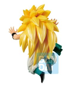 Dragon Ball Super Ichibansho PVC Statue Super Saiyan 3 Gotenks Rising Fighters 11 cm