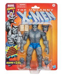 Marvel Legends Series Vintage Collection Action Figure Marvel's Beast (The Uncanny X-Men) 15 cm