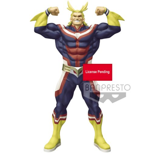 My Hero Academia Grandista PVC Statue All Might New Color Ver. 28 cm