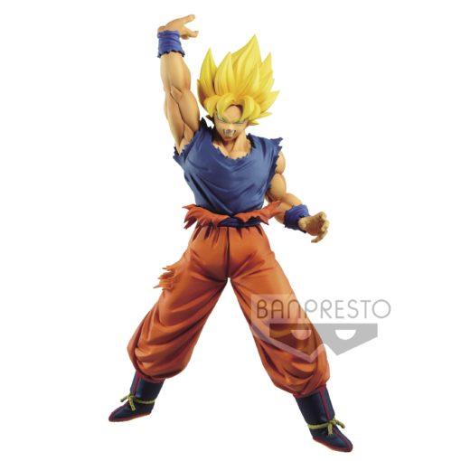 Dragon Ball Super Maximatic PVC Statue The Son Goku IV 25 cm