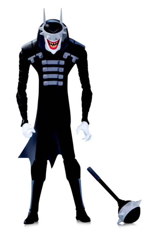 Batman The Adventures Continue Action Figure The Batman Who Laughs 17 cm