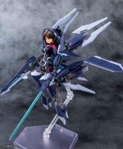 Alice Gear Aegis Plastic Model Kit Sitara Kaneshiya Tenki Ver. Karwa 18 cm