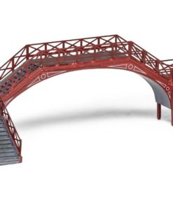 Harry Potter Model Railway Building 1/76 Hogsmeade Station - Footbridge