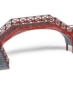 Harry Potter Model Railway Building 1/76 Hogsmeade Station - Footbridge
