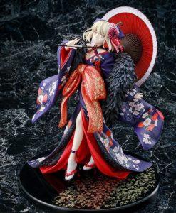 Fate/Stay Night Heaven's Feel Statue 1/7 Saber Alter Kimono Ver. 27 cm