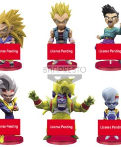 Dragon Ball GT WCF Figures 7 cm Display Vol. 3 (12)