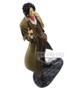 One Piece Treasure Cruise World Journey PVC Statue Portgas D. Ace 22 cm