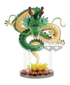 Dragon Ball Z WCF PVC Statue Mega Shenron & Dragon Balls 14 cm