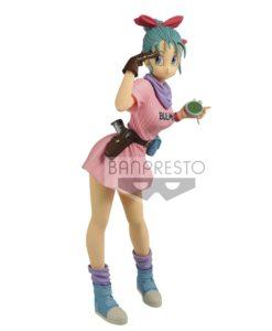 Dragon Ball Glitter & Glamours PVC Statue Bulma III Ver. A 25 cm