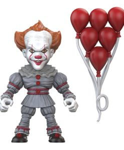 It Action Vinyls Mini Figure 8 cm Pennywise