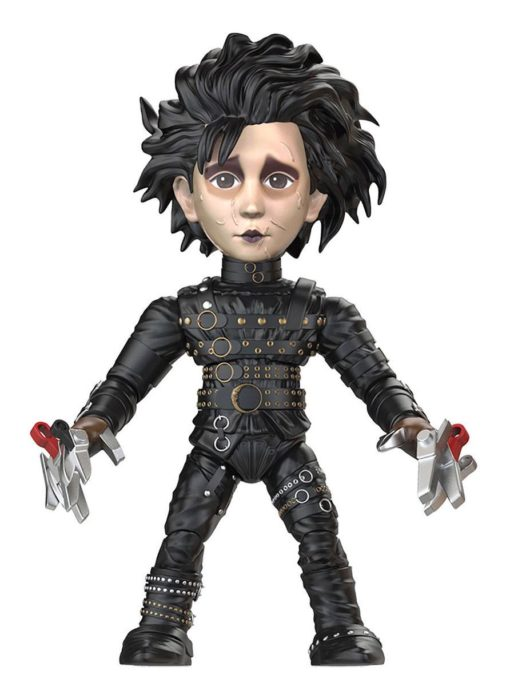 Edward Scissorhands Action Vinyls Mini Figure 8 cm Edward (Suburbia)