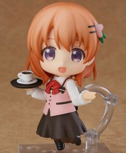 Is the Order a Rabbit Nendoroid Action Figure Cocoa 10 cm
