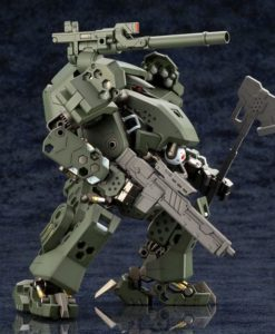 Hexa Gear Plastic Model Kit 1/24 Bulkarm Jungle Type 19 cm