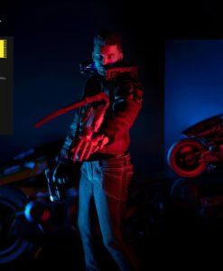 Cyberpunk 2077 Action Figure V Male, V Female & Yaiba Kusanagi Ultimate Set