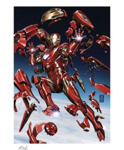 Marvel Art Print Tony Stark: Iron Man 46 x 61 cm - unframed