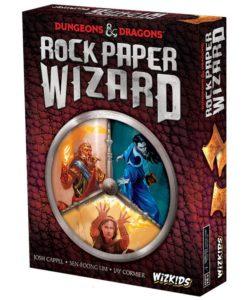 Dungeons & Dragons Board Game Rock Paper Wizard *English Version*