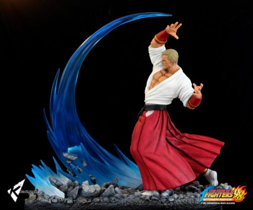 The King Of Fighters '98: Ultimate Match Diorama 1/4 Geese Howard 62 cm