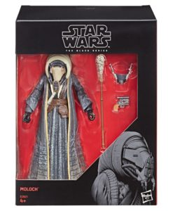 Star Wars Solo Black Series Action Figure Moloch 15 cm