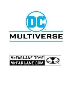 DC Multiverse Build A Action Figure White Knight Azrael 18 cm
