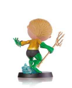 DC Comics Mini Co. PVC Figure Aquaman 12 cm