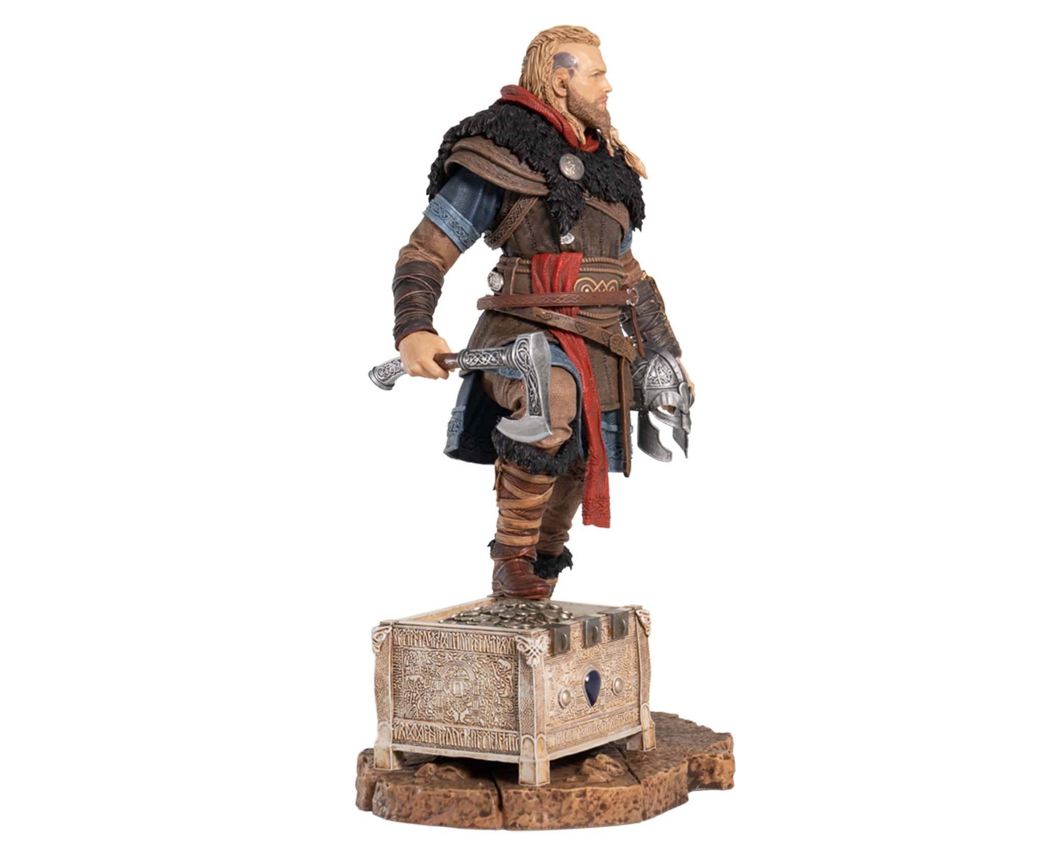 Assassin S Creed Valhalla Pvc Statue Eivor 25 Cm Animegami Store