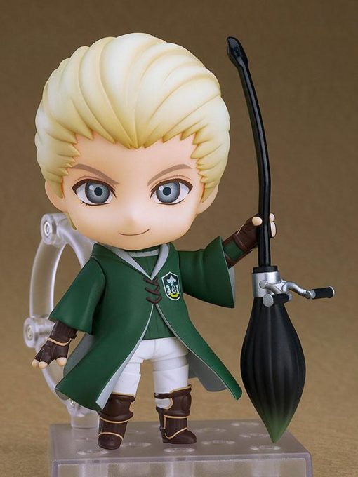 Harry Potter Nendoroid Action Figure Draco Malfoy Quidditch Ver. 10 cm