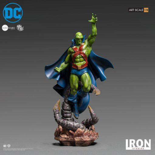 DC Comics Art Scale Statue 1/10 Martian Manhunter by Ivan Reis 31 cm