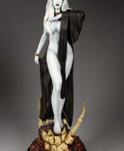 Coffin Comics Statue 1/6 Lady Death: Seductress 46 cm