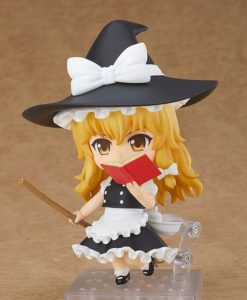 Touhou Project Nendoroid Action Figure Marisa Kirisame 2.0 10 cm